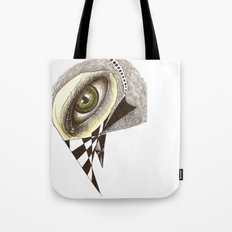 The Bird's Eye Tote Bag
