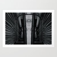 Don´t look back Art Print