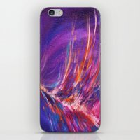 Ablaze iPhone & iPod Skin
