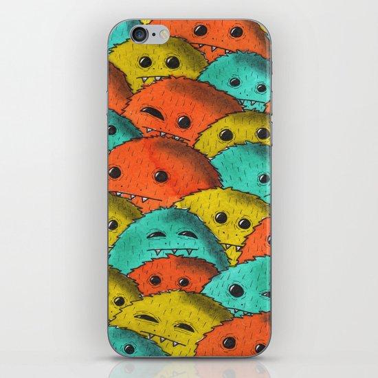 Furries iPhone & iPod Skin
