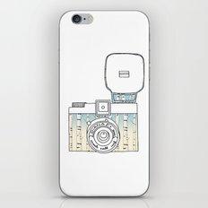 Photo in Russian Style  iPhone & iPod Skin