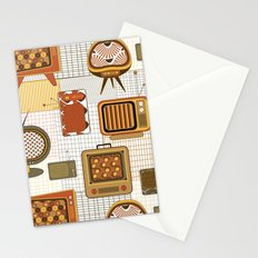 Vintage Screens Stationery Cards