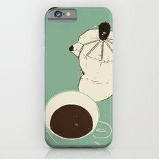 espresso coffee iPhone 6 Slim Case