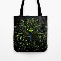 Mysticowl Tote Bag