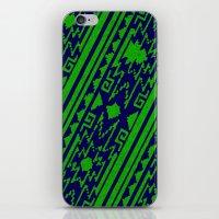 Aztec 3# iPhone & iPod Skin