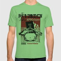 The Four Horsemen Mens Fitted Tee Grass SMALL