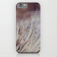 iPhone & iPod Case featuring true love by Kristen Mintz