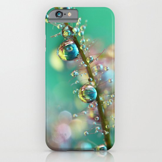 Smokey Rainbow Drops iPhone & iPod Case