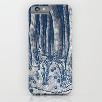iPhone & iPod Case featuring Oregon Forest by Austin Powe