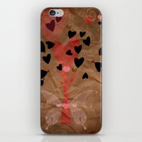 Little Tree Of Love iPhone & iPod Skin