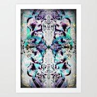 XLOVA5 Art Print