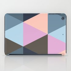 Triangle Meltdown iPad Case