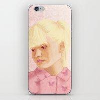 Summer Mix iPhone & iPod Skin