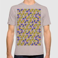 Pattern Mens Fitted Tee Cinder SMALL