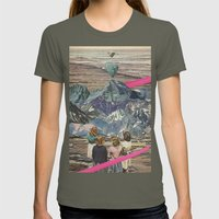 Rocks Womens Fitted Tee Lieutenant SMALL