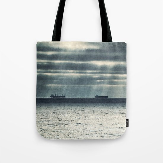 Morning Race Tote Bag
