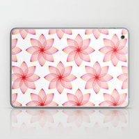 Gradient Strings Blossoms Laptop & iPad Skin