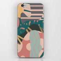 Tribal Pastels iPhone & iPod Skin