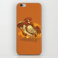 Aerial Perspective iPhone & iPod Skin