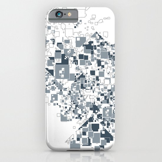 Broken and pixels  iPhone & iPod Case