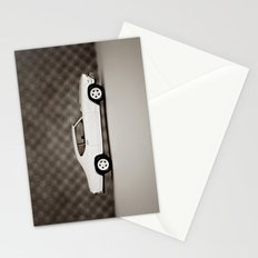 White Chevelle Stationery Cards
