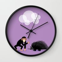 The Inappropriate Gift  … Wall Clock