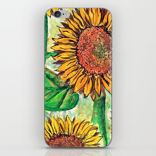 Keep Up Buttercup iPhone & iPod Skin