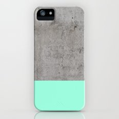 Sea On Concrete iPhone (5, 5s) Slim Case
