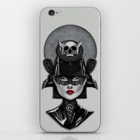 Samurai iPhone & iPod Skin