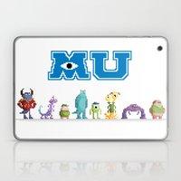 Pixel Monsters Universit… Laptop & iPad Skin