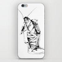 _life Like A Cockroach iPhone & iPod Skin
