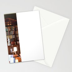 Where Fiction Becomes Truth Stationery Cards