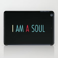 I am a Soul iPad Case