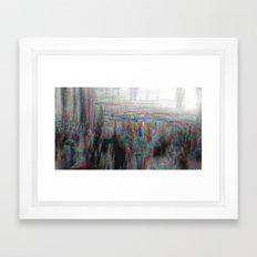 And the longer you linger, the linger you long. 02 Framed Art Print