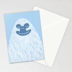 Yeti Stationery Cards