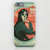 iPhone & iPod Case featuring Señora Lavery by Steve Simpson