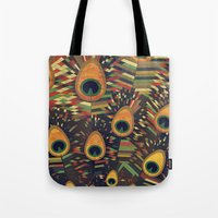 visual melody 3 Tote Bag