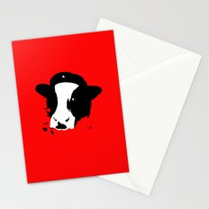 Cowmmunist! Stationery Cards