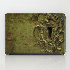Keyhole iPad Case