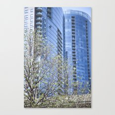 City Boy Canvas Print