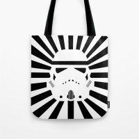 Storm Trooper Tote Bag