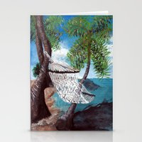 Relaxation Stationery Cards