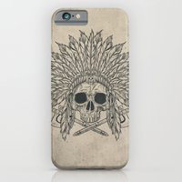The Dead Chief iPhone 6 Slim Case