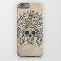 The Dead Chief iPhone 6 Slim Case
