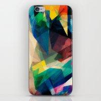 Mixed Feelings iPhone & iPod Skin