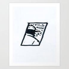 Regrets, Memories, Reminisces Art Print