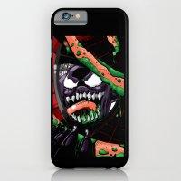 To Catch A Spider (Purple Symbiote) iPhone 6 Slim Case
