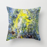 This Is How I Feel Right… Throw Pillow