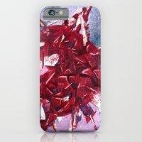 Frozen in time iPhone 6 Slim Case
