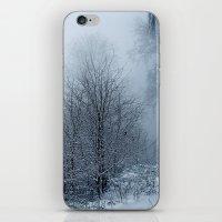 A Walk Through Fog And S… iPhone & iPod Skin